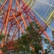 Amusement Park Ferris Wheel - VideoHive Item for Sale