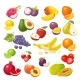 Set of Tropical Fruits - GraphicRiver Item for Sale