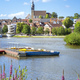 boeblingen lake with view to the church - PhotoDune Item for Sale