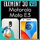 Motorola Moto E3 for Element 3D