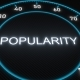 Popularity Futuristic Meter or Indicator - VideoHive Item for Sale