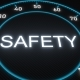 Safety Futuristic Meter or Indicator - VideoHive Item for Sale
