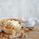 White currants and yogurt - PhotoDune Item for Sale