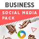 Social Media Pack - GraphicRiver Item for Sale