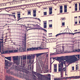 Water tanks on a roof, New York City. - PhotoDune Item for Sale