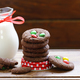 Homemade Festive Cookies - PhotoDune Item for Sale