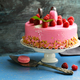 Amazing Pink Cake - PhotoDune Item for Sale