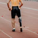 male athlete disabled amputee - PhotoDune Item for Sale