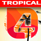 Future Pop Tropical - AudioJungle Item for Sale