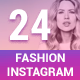 Fashion Instagram 24Stories