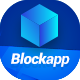 BlockApp - Crypto Currency Mobile App PSD Template - ThemeForest Item for Sale