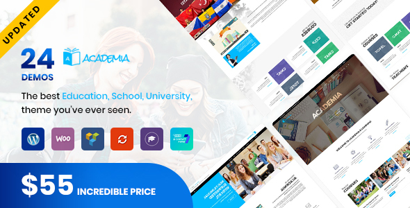 Top 30+ Best Education WordPress Themes [sigma_current_year] 21