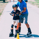 Roller skate lesson - PhotoDune Item for Sale