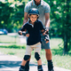 Grandson learning roller skating - PhotoDune Item for Sale