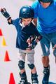 Roller skate lesson - PhotoDune Item for Sale
