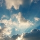 Beautiful Sky with Sun Rays. Professional  , No Birds, No Flicker. - VideoHive Item for Sale