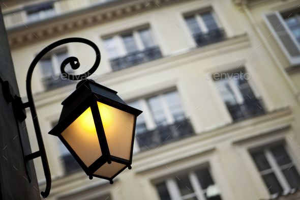 Housing in Paris - Stock Photo - Images
