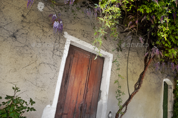House in French Provence - Stock Photo - Images