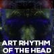 Art Rhythm Of The Head VJ Loop Pack (4in1) - VideoHive Item for Sale