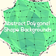 Abstract Polygonal Shape Backgrounds