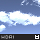 High Resolution Sky HDRi Map 312