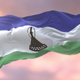 Flag of Lesotho at Sunset - VideoHive Item for Sale