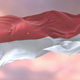 Flag of Indonesia at Sunset - VideoHive Item for Sale