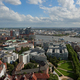 Aerial view of Hamburg city and habour - PhotoDune Item for Sale