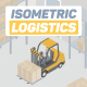 Isometric Logistics - VideoHive Item for Sale