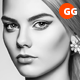 10  Fashion HDR B&W  Lightroom Preset