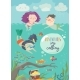 Children Swimming in the Sea - GraphicRiver Item for Sale