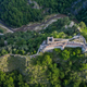 ruined Poenari Fortress on Mount Cetatea in Romania - PhotoDune Item for Sale