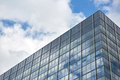 Office building reflecting the blue sky - PhotoDune Item for Sale