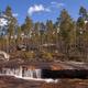 Rapids near lake Nisser - PhotoDune Item for Sale