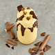 dessert of frozen mango and ice cream - PhotoDune Item for Sale