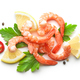 composition of prawns and spices - PhotoDune Item for Sale