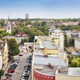 Panoramic view of Szczecin City skyline, Poland - PhotoDune Item for Sale