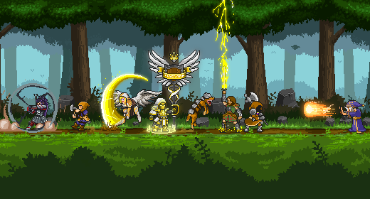 Pixel Art Medieval Fantasy Collection