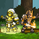 Pixel Art Medieval Fantasy Characters Pack