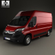 Citroen Jumper Panel Van L2H2 2015