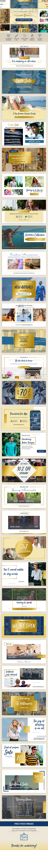 Fashion Banners - Social Media Web Elements