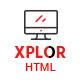 Xplor - Creative Agency Portfolio HTML Template - ThemeForest Item for Sale