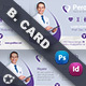 Health Application Business Card Templates - GraphicRiver Item for Sale