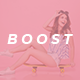 Boost - Creative PowerPoint-Graphicriver中文最全的素材分享平台
