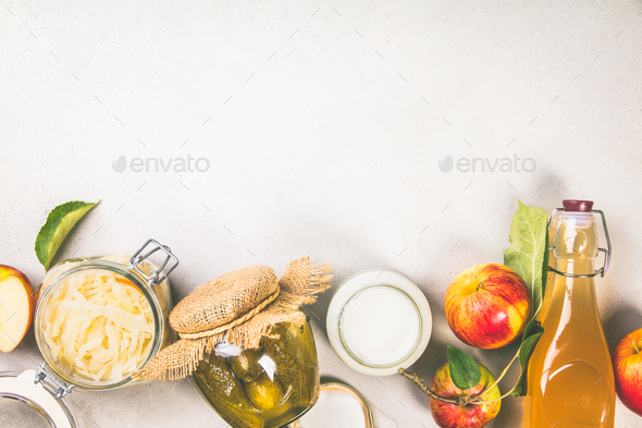 fermented food - Stock Photo - Images
