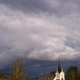 Vradal church in bad weather - PhotoDune Item for Sale