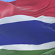 Gambian Flag Waving - VideoHive Item for Sale