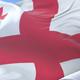 Georgian Flag Waving - VideoHive Item for Sale