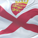 Flag of Jersey Waving - VideoHive Item for Sale