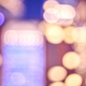 Blurred city lights at night, abstract background. - PhotoDune Item for Sale